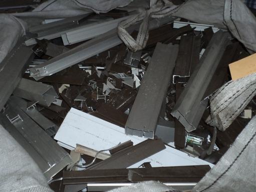 Aluminum-scrap